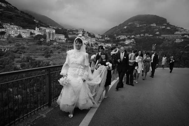 Dramatic Italian Affair Real Wedding Agnese & James (42)