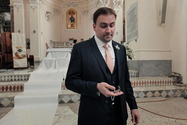 Dramatic Italian Affair Real Wedding Agnese & James (44)