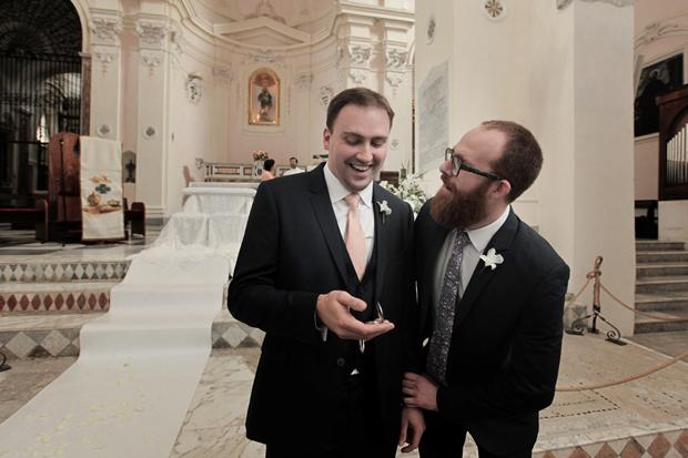 Dramatic Italian Affair Real Wedding Agnese & James (45)