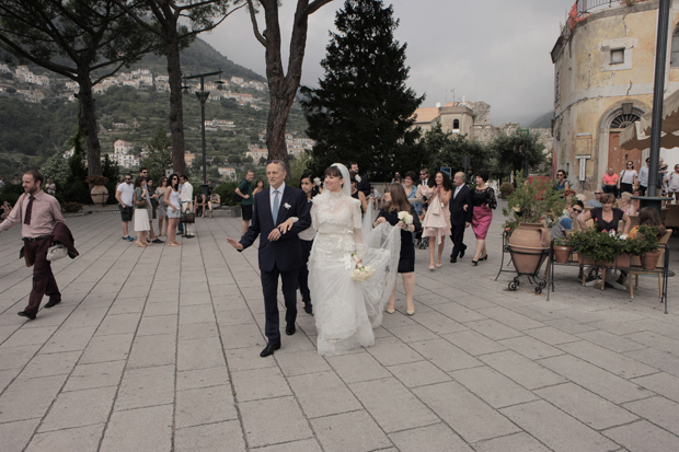 Dramatic Italian Affair Real Wedding Agnese & James (46)