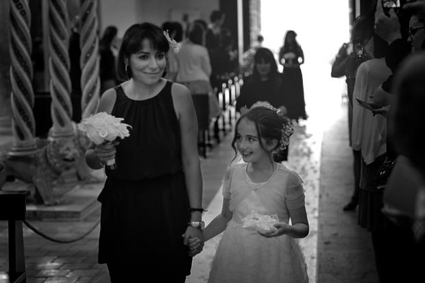 Dramatic Italian Affair Real Wedding Agnese & James (52)