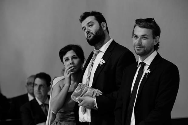 Dramatic Italian Affair Real Wedding Agnese & James (54)