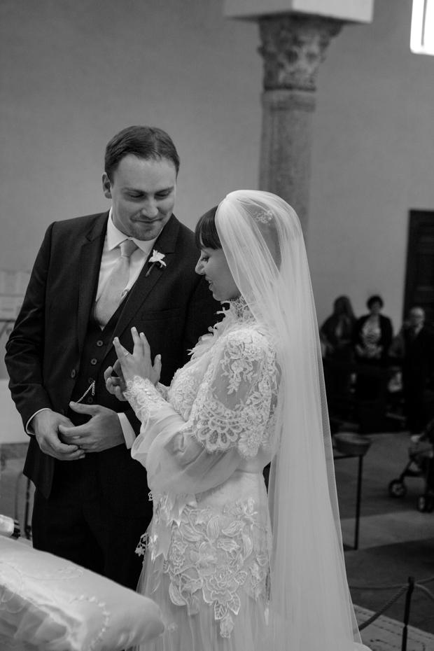 Dramatic Italian Affair Real Wedding Agnese & James (64)