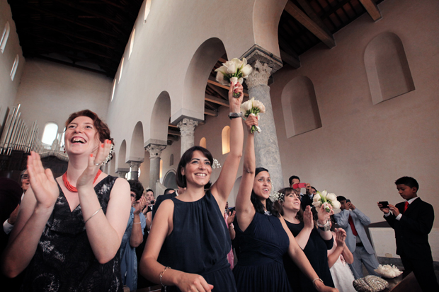 Dramatic Italian Affair Real Wedding Agnese & James (65)