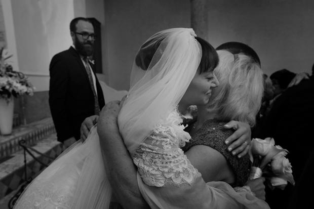 Dramatic Italian Affair Real Wedding Agnese & James (67)