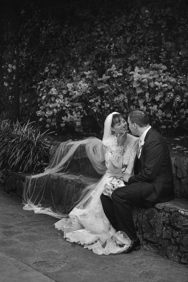 Dramatic Italian Affair Real Wedding Agnese & James (77)