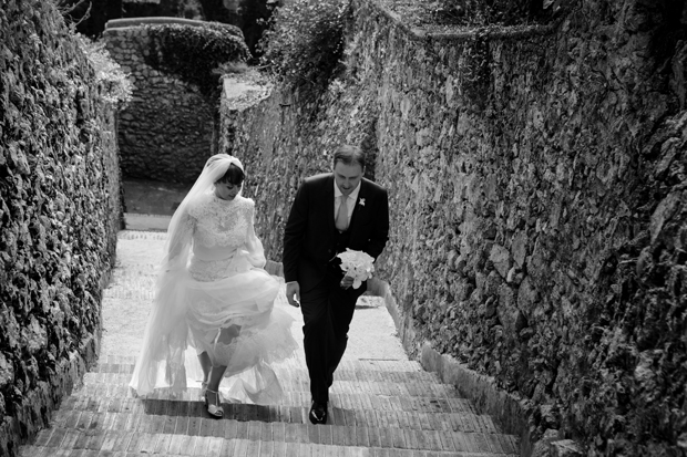 Dramatic Italian Affair Real Wedding Agnese & James (79)