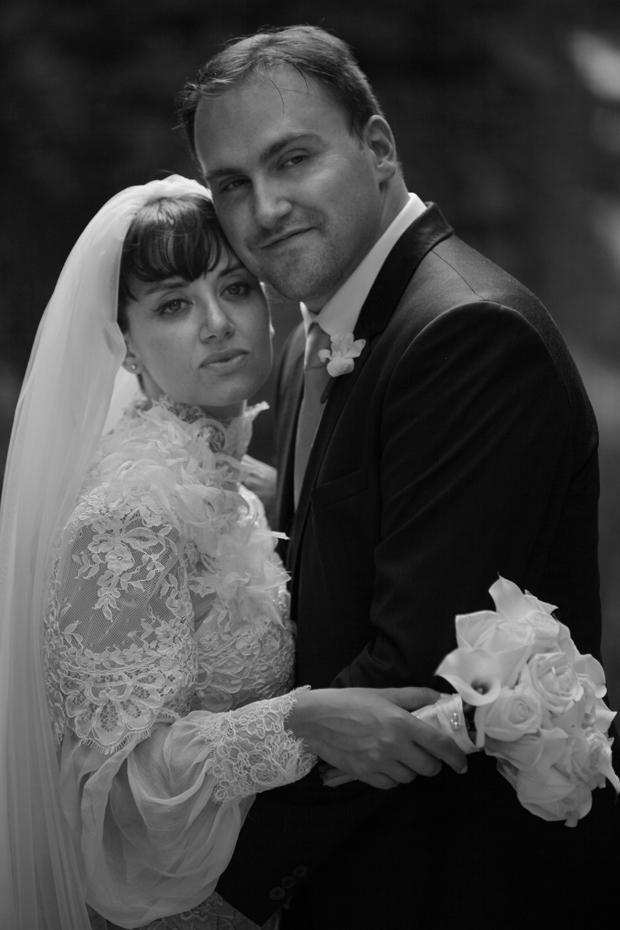 Dramatic Italian Affair Real Wedding Agnese & James (81)