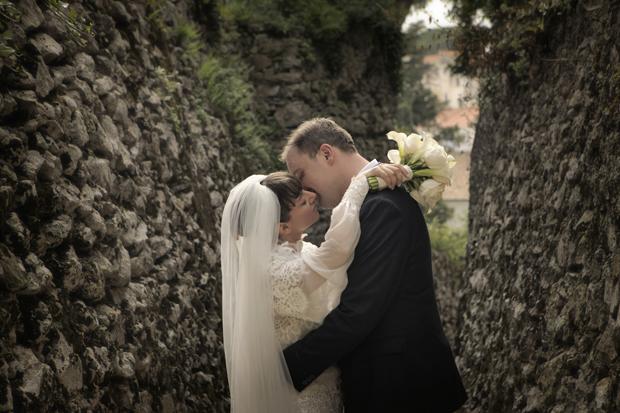 Dramatic Italian Affair Real Wedding Agnese & James (82)