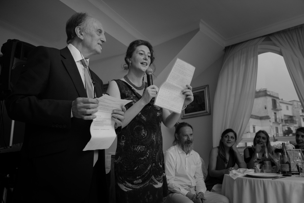Dramatic Italian Affair Real Wedding Agnese & James (97)