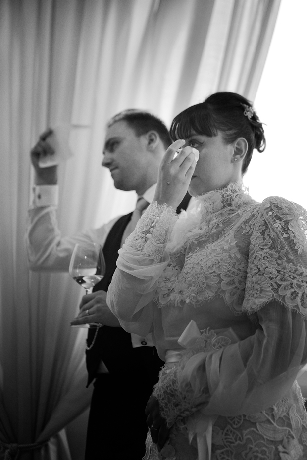 Dramatic Italian Affair Real Wedding Agnese & James (98)