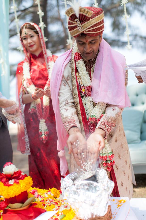 Fusion 'Chindian' Wedding in Phuket Robynne & Aman (15)
