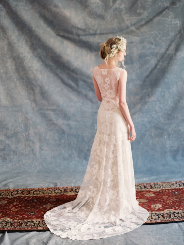 39 romantique 39 low key super pretty wedding gowns by for Wedding dress claire pettibone