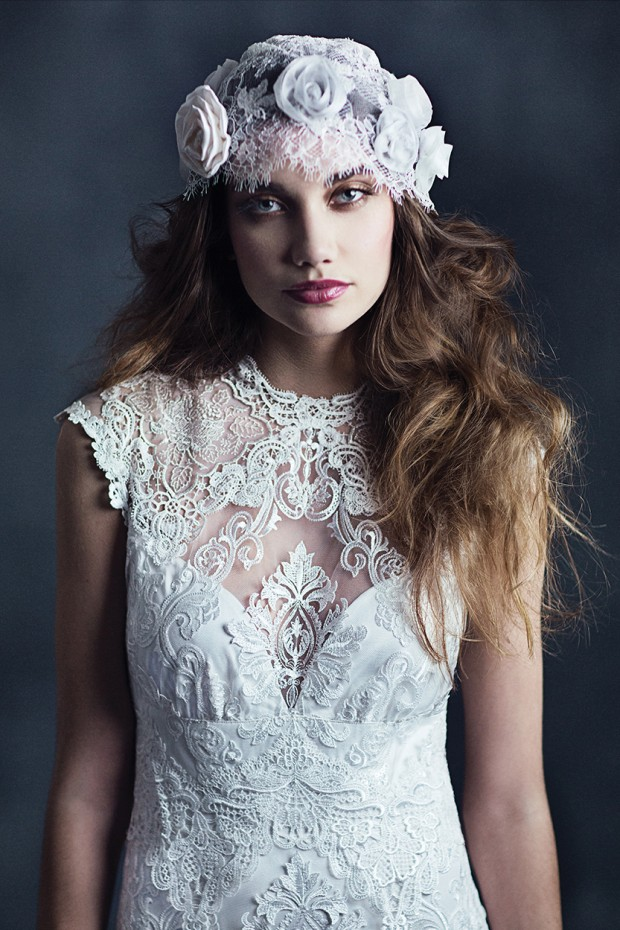 Gothic Angel: Wedding Dresses by Claire Pettibone