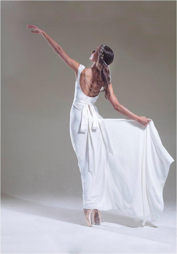 Sabina Motasem unveils ballerina inspired 'En Pointe' collection of wedding dresses_0011