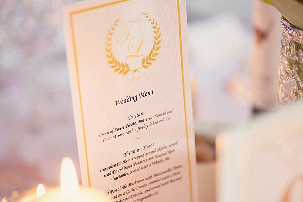 Super Elegant Scottish Wedding With Sophisticated DIY Touches (101)