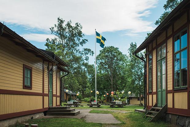 Swedish Island Wedding 054