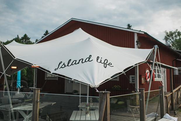 Swedish Island Wedding 126