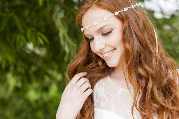 Newly Launched Collection For 2015 / 2016: Bohemian Inspired Bridal Accessories by Vivien J