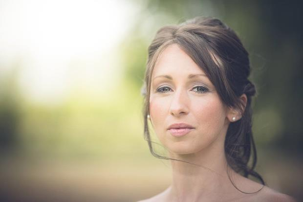 Naturally Beautiful Bridal Make Up by Becky Flynn