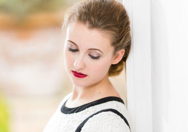 Naturally Beautiful Bridal Make Up by Becky Flynn