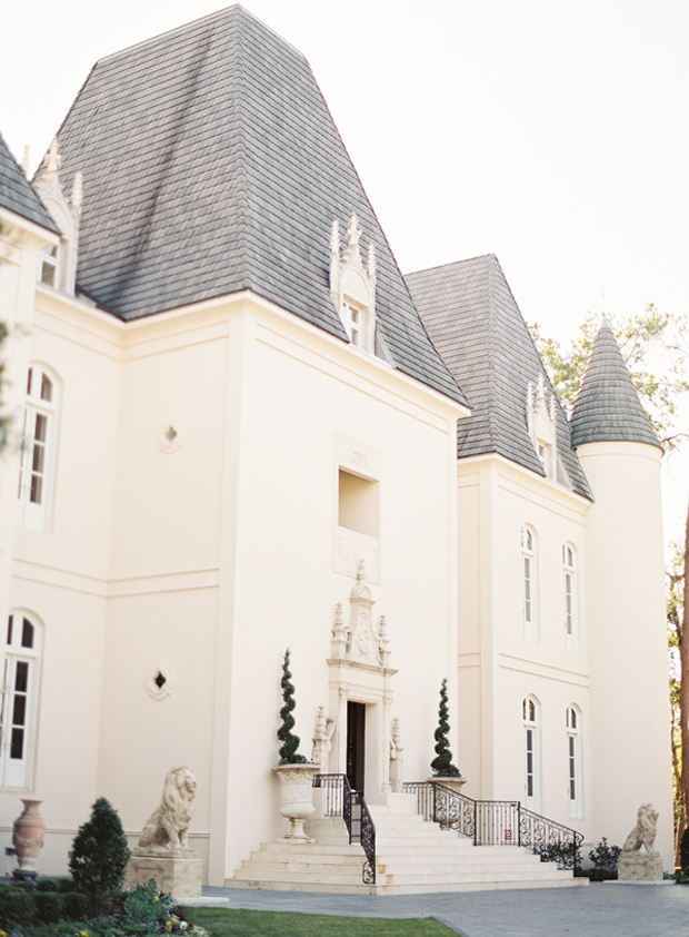Chateau Chic! Wedding Inspiration With French Elegance