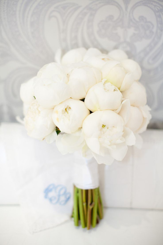 white elegant flowers