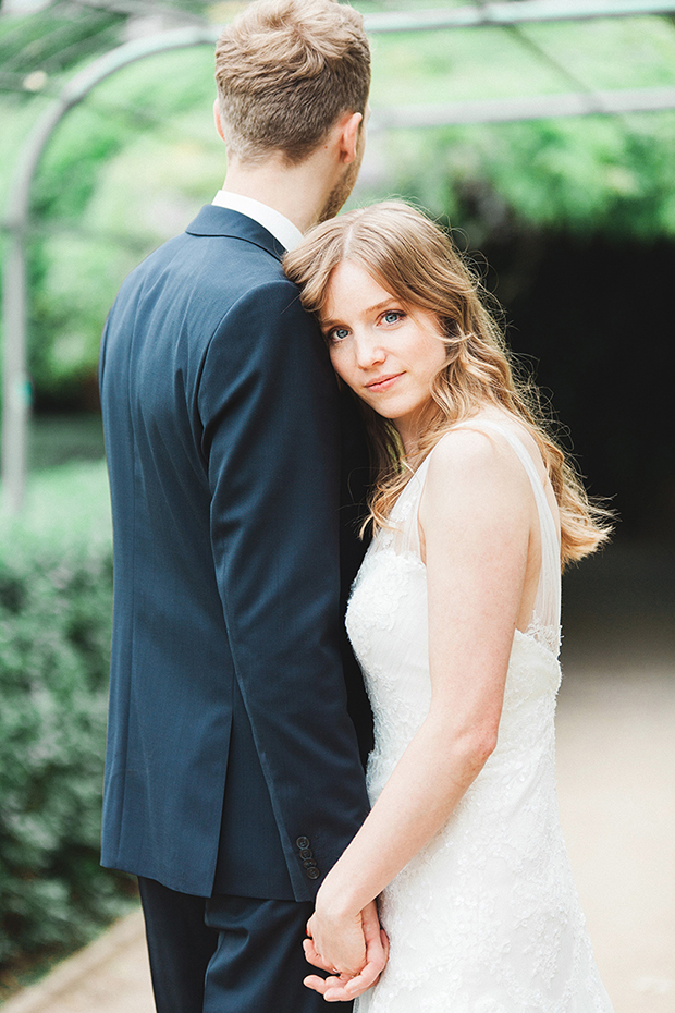 An Intimate Wedding With Stunning Pronovias Bride & Watercolour Details: Verena & Malte