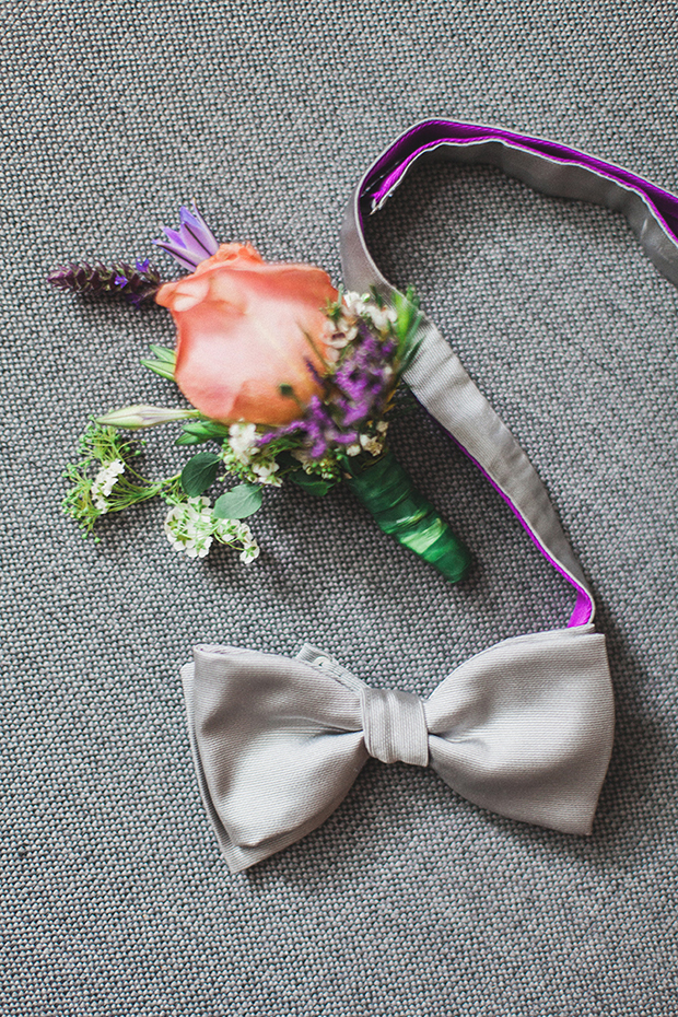 An Intimate Wedding With Stunning Pronovias Bride & Watercolour Details: Verena & Malte