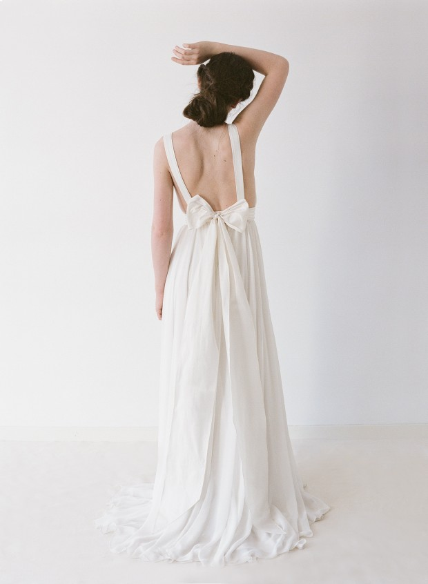 Truvelle 2016 Collection Launch: Beautiful, Cool Hued Wedding Dresses