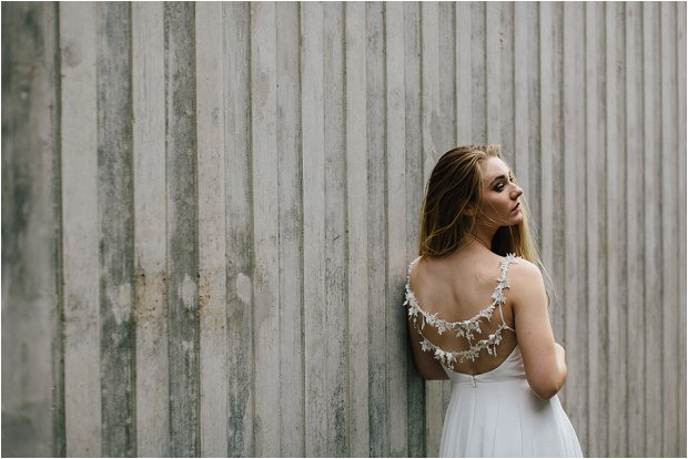 New Zealand Bridal Gown Designer Launches 2015 / 16 Collection, Captivating by Sally Eagle