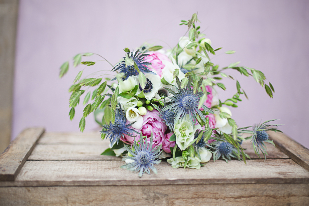 Vintage China Blue: A Beautifully Rustic Styled Wedding Shoot