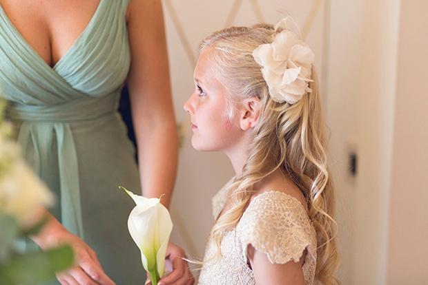 A Villa Cora, Florence, Italy Destination Wedding With Gold & Sage: Hayley & Joe