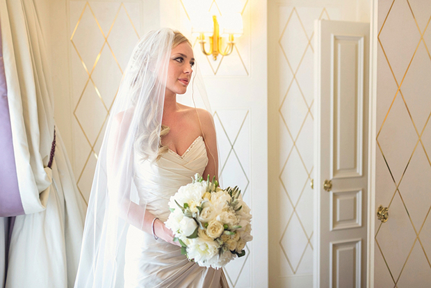 A Villa Cora, Florence, Italy Destination Wedding With Gold & Sage: Hayley & Joe