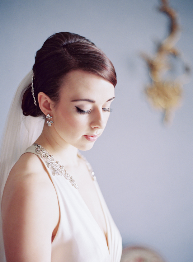 Whispers of spring: a late winter inspired bridal shoot