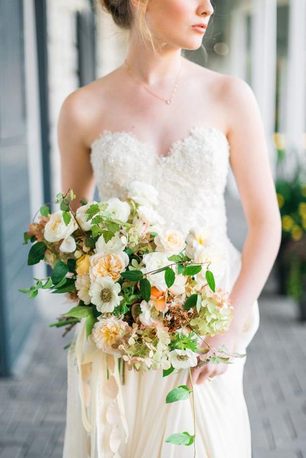 Buttermilk & Beauty Wedding Inspiration & Colour Ideas