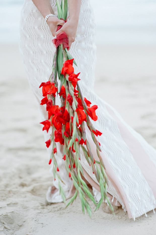 Pantone 2016: Fiesta Red Wedding Inspiration & Colour Ideas