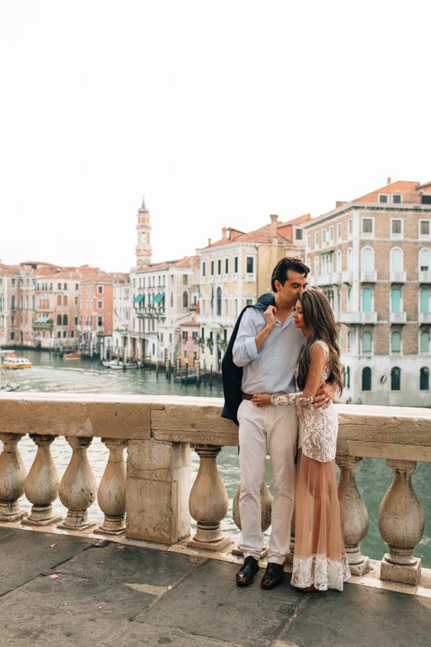 La Dolce Vita! A Beautiful Honeymoon Love Shoot: Alex & Hieu