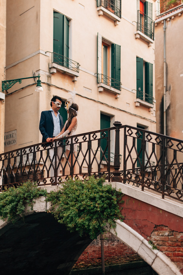 La Dolce Vita! A Beautiful Honeymoon Love Shoot: Alex & Hieu