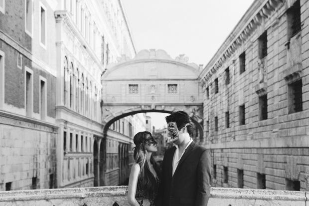 La Dolce Vita: A Beautiful Honeymoon Love Shoot!