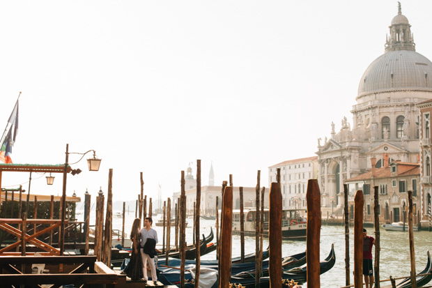 La Dolce Vita: A Beautiful Honeymoon Love Shoot!