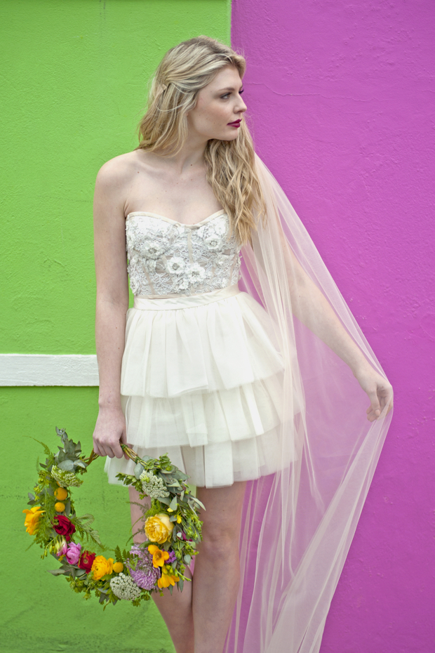 Our Beautiful City! A Colourful Cape Town Styled Bridal Shoot