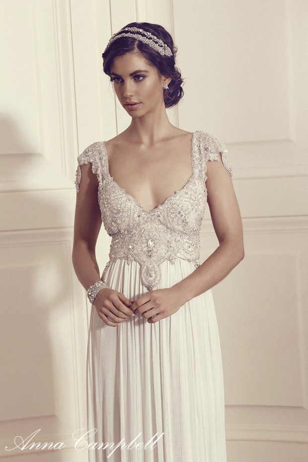 f782f0220a9 French Romance Inspired Wedding Gowns  The Anna Campbell  Gossamer   Collection