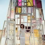 BHLDN Wedding Dresses: By Amber Light! Glass Chapel Editorial