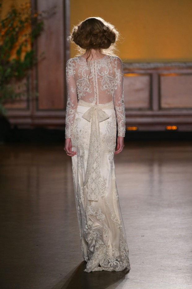 The Gilded Age! Claire Pettibone Wedding Dresses for 2016
