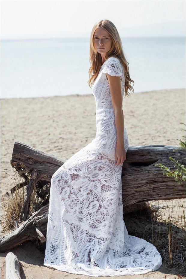 The Costarellos Bride  Romantic Chic Wedding Gowns For The Bohemian Bride 646568e1b11
