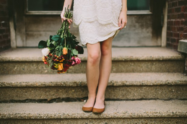 Summer's Last Goodbye: An Autumnal Styled Bridal Shoot