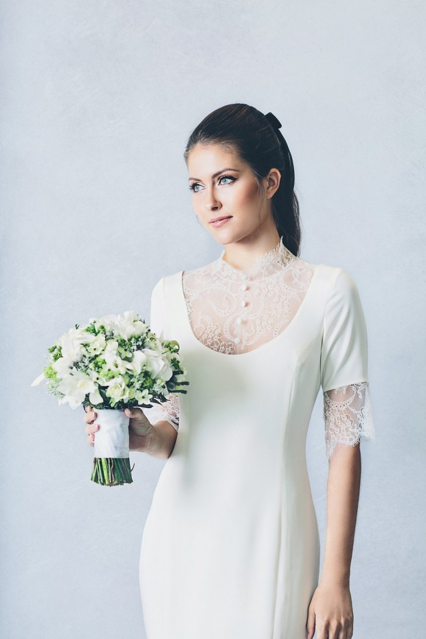 Modern Meets Fairytale: The 2016 Wedding Dress Collection by Elizabeth Stuart