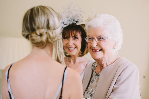 Pretty, Relaxed Rockley Manor Wedding With Muted Wild Flower Florals: Errol & Emma