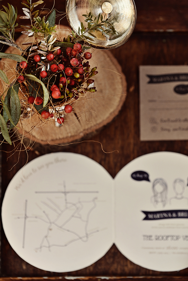 We He{A}rt Pretoria! A Rustic Autumn Inspired Bridal Shoot